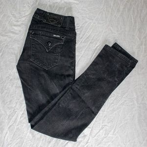 Miss Me Jeans Skinny Regular Black Size 27